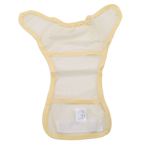 Reusable Baby Nappies Diapers Cloth Insert Adjustable Washable Pocket Supplies 6