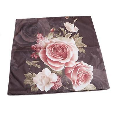 Peony Style Coushion Cover Throw Pillow Case Home Sofa Decor 8C 11