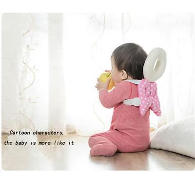 Baby Toddler Headrest Pillow Infant Walking Head Back Protector Safety Pad Z 7