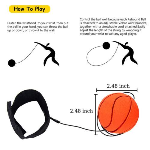 Football Self Training Kick Practice Trainer Aid Equipment Waist Belt Returner J 6