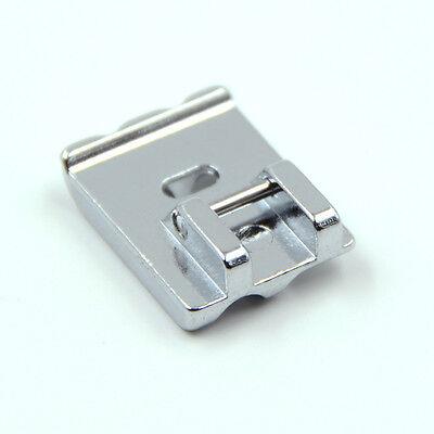 Pied passepoil double, perles 2 rainures métal F067 (4-6mm) machine à coudre 6