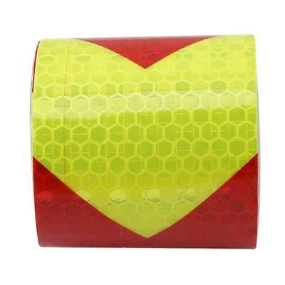 PVC Safety Reflective Warning Tape Conspicuity Film Sticker Multi-color HC 11
