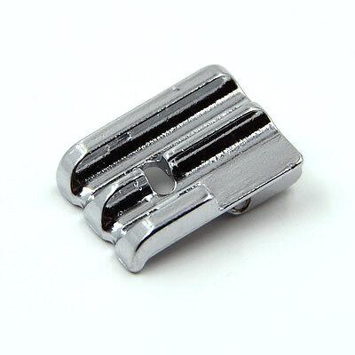 Pied passepoil double, perles 2 rainures métal F067 (4-6mm) machine à coudre 3