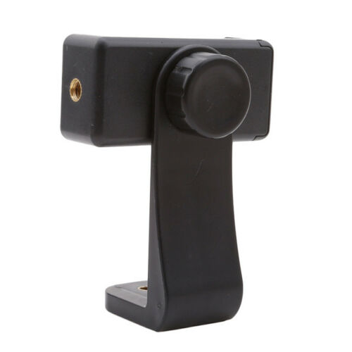360° Tripod Stand Clamp Clip Vertical Bracket Holder Adapter For Phone New MA 9