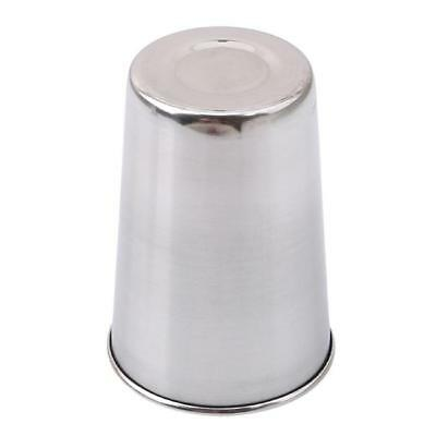 Stainless Steel Cups Mug Shot Cover Case Coffee Tea Beer Camping Tumbler FG 12