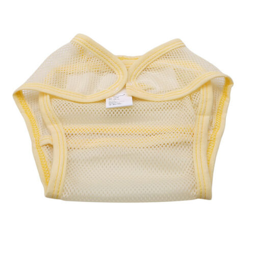 Reusable Baby Nappies Diapers Cloth Insert Adjustable Washable Pocket Supplies 7