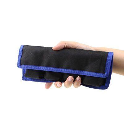 DSLR Battery Bag Holder Protective Case Pack for Canon LP-E6 LP-E8 LP-E10 LP-E12 4