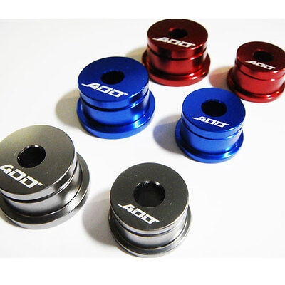 ADD W1 Shifter Cable Bushings for Civic SI 02 03 04 05 EP3 Rsx - RED COLOR 6