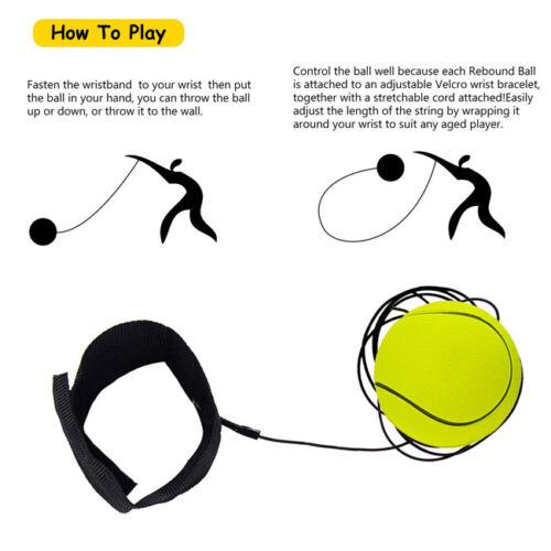 Football Self Training Kick Practice Trainer Aid Equipment Waist Belt Returner J 8