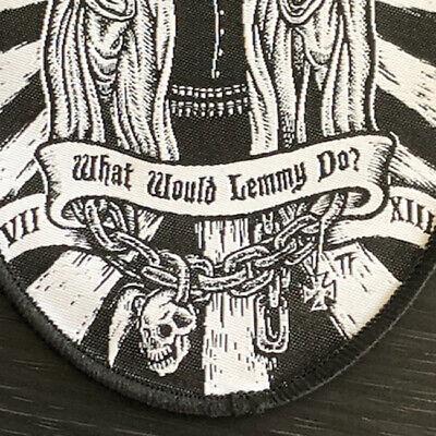 Men/'s T-Shirt Motorhead Tribute WWLD by Seven 13 What would Lemmy Do