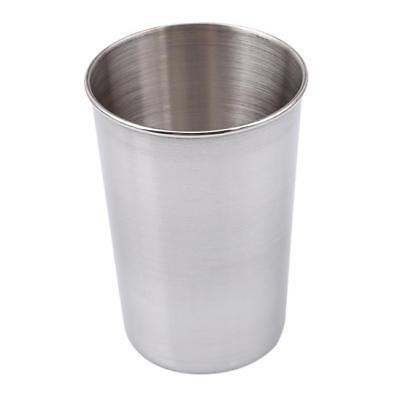 Stainless Steel Cups Mug Shot Cover Case Coffee Tea Beer Camping Tumbler FG 11