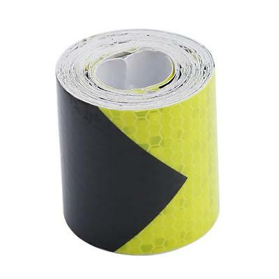 PVC Safety Reflective Warning Tape Conspicuity Film Sticker Multi-color HC 7