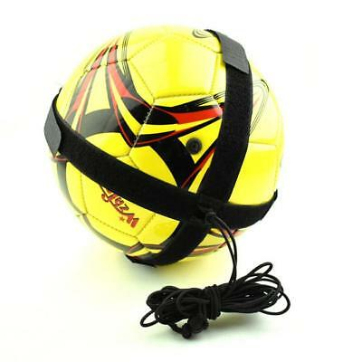 Football Self Training Kick Practice Trainer Aid Equipment Waist Belt Returner H 11