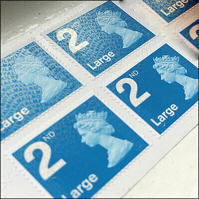 1st 2nd Class Postage Stamps First Second SMALL LARGE UK BRAND NEW 9