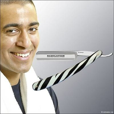 RAZOLUTION Solingen Rasiermesser 5/8 Carbonstahl straight razor бритва Germany 2