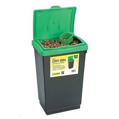 47L or 30L GRIT ROCK SALT BIN DUSTBIN De-Ice Storage Bucket Outdoor Container