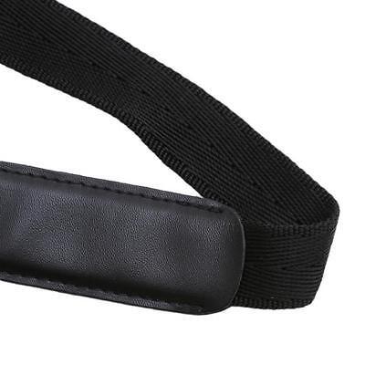 Black Adjustable Saxophone Strap Padded Neck Sling For Alto Tenor Clarinet GR 8