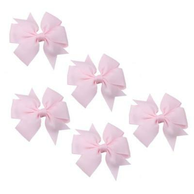 Hair Bows Band Boutique Alligator Clip Grosgrain Ribbon For Girls Baby Kids MA 9