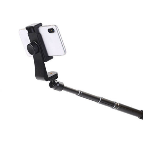 360° Tripod Stand Clamp Clip Vertical Bracket Holder Adapter For Phone New MA 3