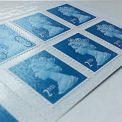 1st 2nd Class Postage Stamps First Second SMALL LARGE UK BRAND NEW 5