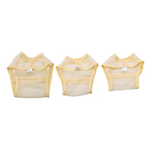 Washable Baby Diaper Newborn Reusable Mesh Pocket Breathable Nappy Jian 2
