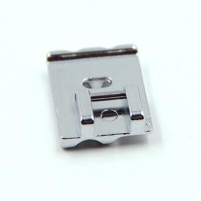Pied passepoil double, perles 2 rainures métal F067 (4-6mm) machine à coudre 4
