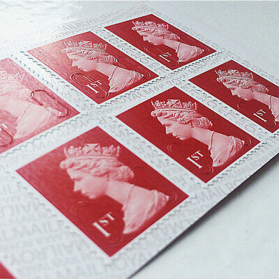 1st 2nd Class Postage Stamps First Second SMALL LARGE UK BRAND NEW 2