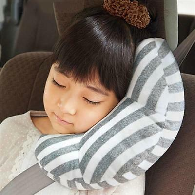 Car Seat Belt Pads Harness Safety Shoulder Strap Striped Pack Cushion Covers RE 6