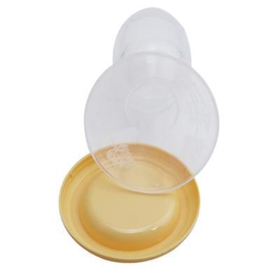 Silicone Manual Breast Pump Silicone Breastfeeding Breastpump Baby Milk FG 9