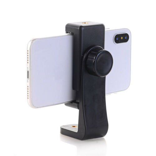 360° Tripod Stand Clamp Clip Vertical Bracket Holder Adapter For Phone New MA 2