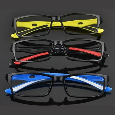 8c2f1dd93718 ... TR90 Men s Sport Fashion Flexible Eyeglass Frame Optical Eyewear  glasses Rx 8122 10