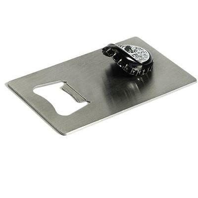 Pocket Credit Card Beer Bottle Cap Opener Small Thin Sized For Your Wallet AL 4