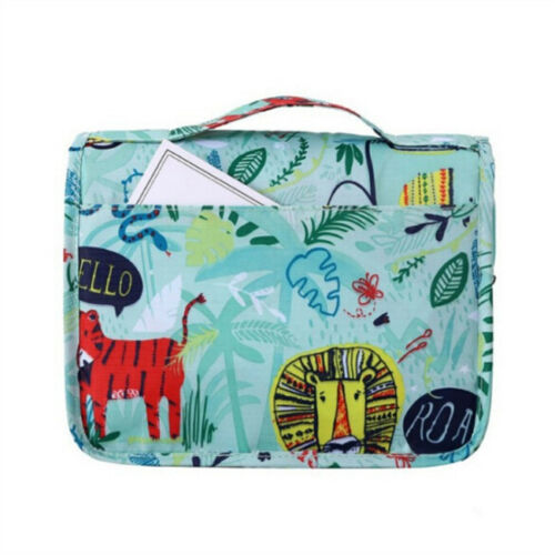 Hanging Travel Toiletry Bag - Folding Portable Waterproof Cosmetic Bag CB 4