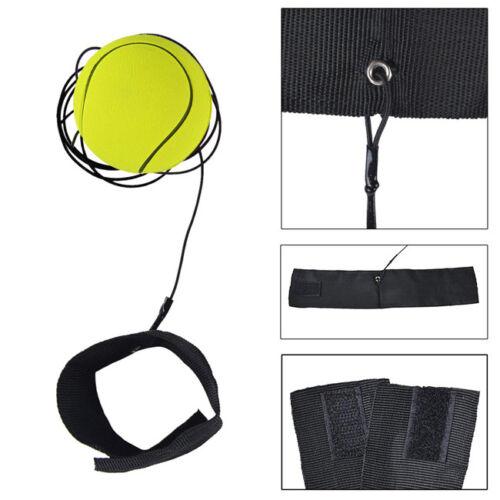 Football Self Training Kick Practice Trainer Aid Equipment Waist Belt Returner J 9
