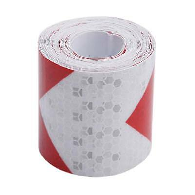 PVC Safety Reflective Warning Tape Conspicuity Film Sticker Multi-color HC 4