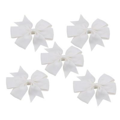 Hair Bows Band Boutique Alligator Clip Grosgrain Ribbon For Girls Baby Kids MA 11