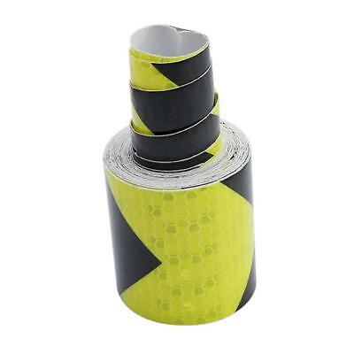 PVC Safety Reflective Warning Tape Conspicuity Film Sticker Multi-color HC 8