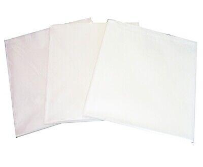 100x quadratische Schutzhüllen 17,0 17 cm 170 mm Kartenhüllen Klarsichthüllen