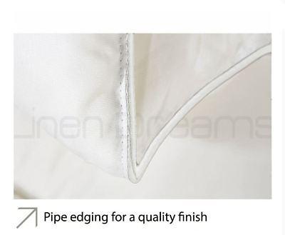 White Duck Down Feather Quilt Duvet Doona Blanket All Season Winter All Size