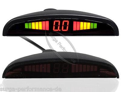 PARKING SENSOR 4 Retrofit Kit for Rear, Assistant/Reverse Warning System,  PDC