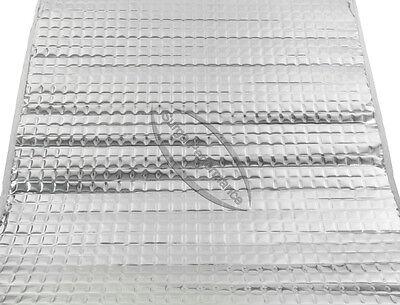 1 x Alubutyl Alu-Butyl Dämmmatte selbstklebend Antidröhn Tür Dämmung 3
