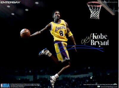 Custom 1//6 hot adid Crazy 3 Kobe Bryant lakers fit Enterbay figures toys black 2
