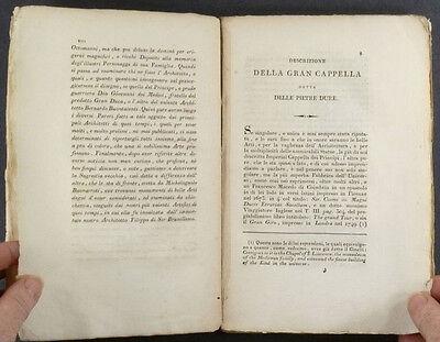1813 Book- Pietre Dure @ Sagrerstia Vecchia Basilica San Lorezno Florence Duomo 5