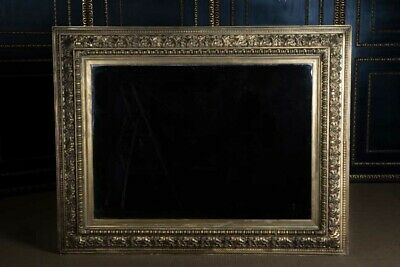 Monumental Antique Mirror Frame 19. Century 180 x 140 CM 4