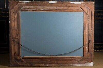 Monumental Antique Mirror Frame 19. Century 180 x 140 CM 5