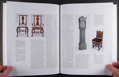 Early Antique Pennsylvania Furniture Art Ceramics Antiques 1680-1758 Exhibition
