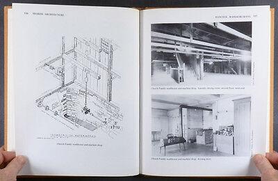 Shaker Furniture & Interiors & Architecture etc - On-Site Photographs