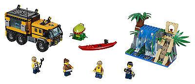LEGO City Jungle Explorers Mobiles Dschungel-Labor 60160 N7/17 3