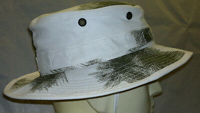 e2768344c18d0 BOONIE HAT German Army Snow Camo - Made in Germany - -  40.00