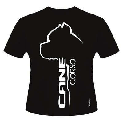 Cane Corso Dog  Breed T-Shirts, Round-Neck,  Ladies & Men's sizes & styles 5